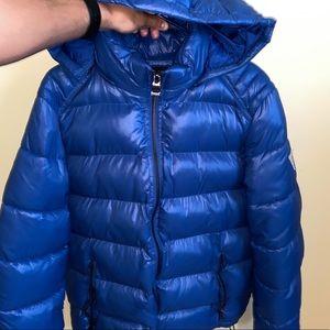 Guess puff jacket